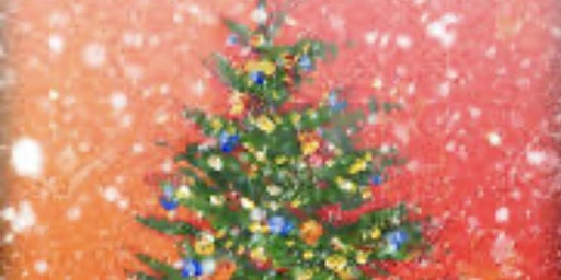 Paint with Ashley Blake Christmas Tree Dec. 16