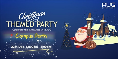 AUG Perth Christmas Party! tickets