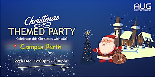 AUG Perth Christmas Party!