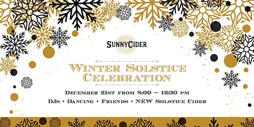 SunnyCider Solstice Dance Party