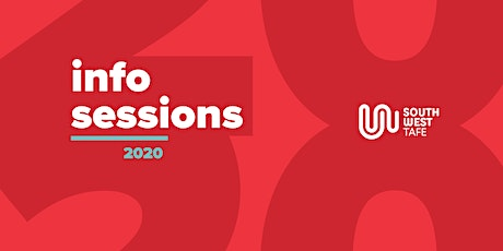 SWTAFE Hamilton Campus 2020 Info Session tickets