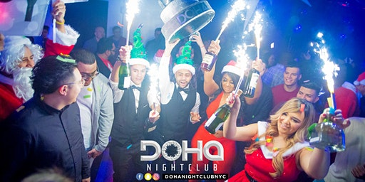Christmas Eve Bollywood Party at Doha Nightclub