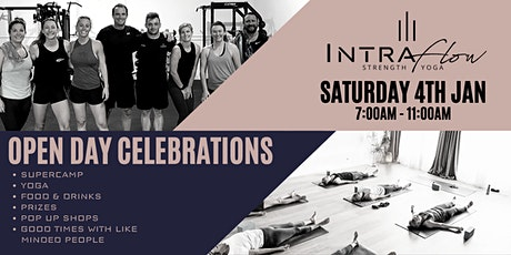 INTRAFlow Open Day Celebrations tickets