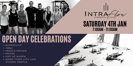 INTRAFlow Open Day Celebrations