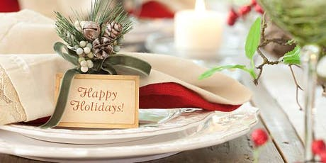 Women's Council Greater Baton Rouge General Meeting/Holiday Luncheon tickets