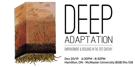 Deep Adaptation - Empowerment and Resilience in the 21st Century tickets