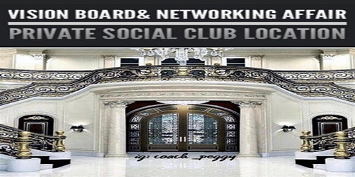 Vision Board & Networking Affair