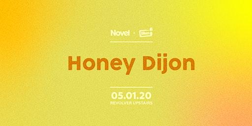 Novel presents Honey Dijon