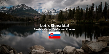 Let's Slovakia in May! tickets