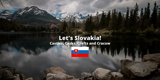 Let's Slovakia in May!