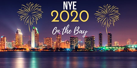 NYE San Diego 2020 Yacht Party tickets