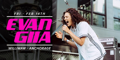 Evan Giia - Live In Anchorage