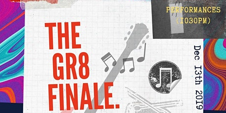 The Gr8 Finale tickets