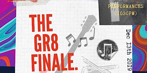 The Gr8 Finale