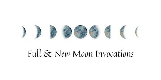 Full Moon Invocation via Zoom