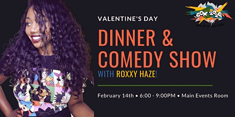 GCX Austin's Dinner & Comedy Show tickets