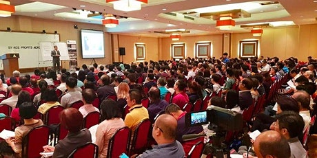 VIP Entry - ACE Prosperity Convention 2020 | Johor Bahru tickets