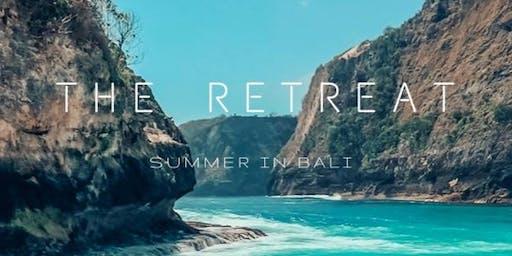 Summer in Bali - The Retreat