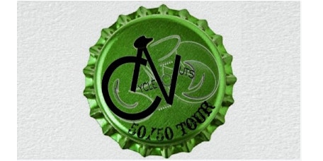 St. Patrick's Day 50/50 Tour - Granville, OH bikeways and country roads