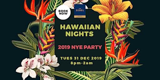 Hawaiian Nights NYE Rooftop Party