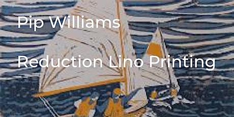 Demonstration Series - Lino Printing tickets