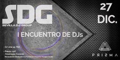 ENCUENTRO DJ's DE SEVILLA