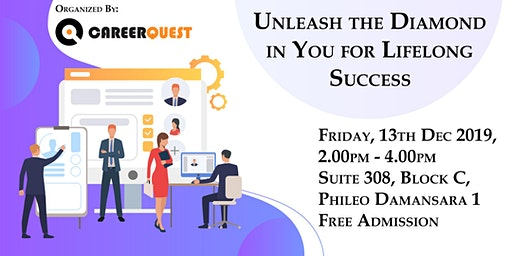 Unleash the Diamond in You for Lifelong Success by CareerQuest