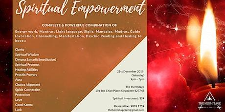 Darshan & Spiritual Empowerment 2019 tickets