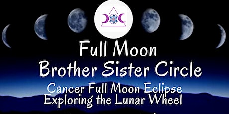 January Full Moon Brother Sister Circle tickets