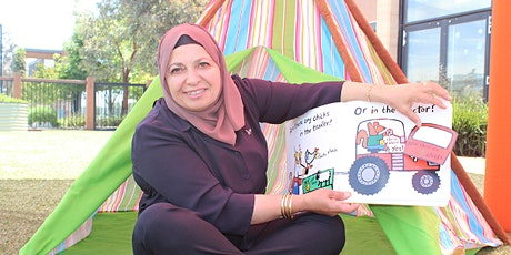 Arabic Storytime in the Park, All ages, FREE tickets