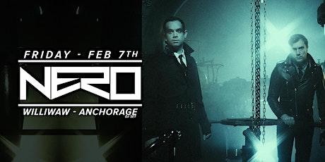 Nero in Anchorage tickets
