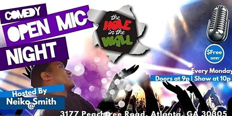 Hole in the Wall Comedy Night!!! tickets