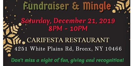 Christmas Fundraiser & Mingle tickets