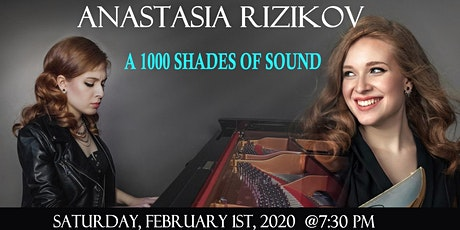 Anastasia Rizikov - A 1000 Shades of Sound tickets