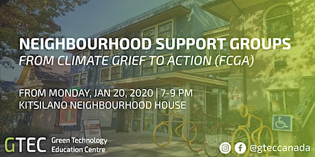 Neighbourhood Support Groups: From Climate Grief to Action tickets