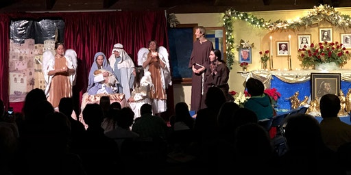 A Shepherd's Night of Wonder - Christmas Eve