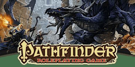 Pathfinder RPG tickets