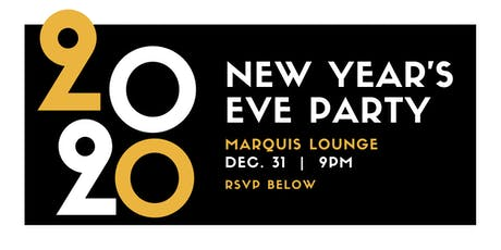 The Countdown: NYE and ReGrand Opening of Marquis Lounge tickets