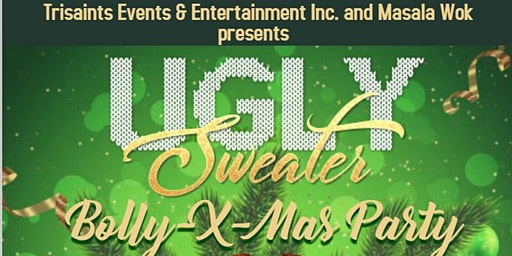 UGLY SWEATER  BOLLY-X-MAS PARTY
