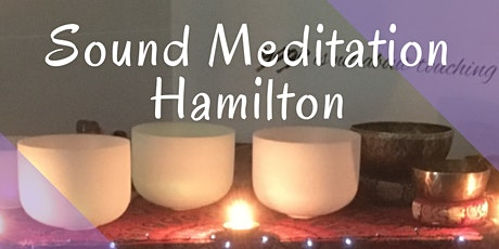 Sound Meditation - Hamilton  tickets