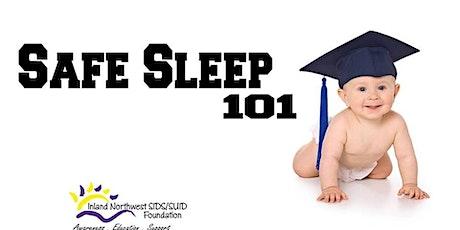 Safe Sleep 101 *Spokane Valley* tickets