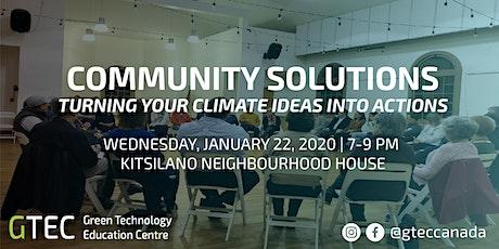 Neighbourhood Community Solutions tickets