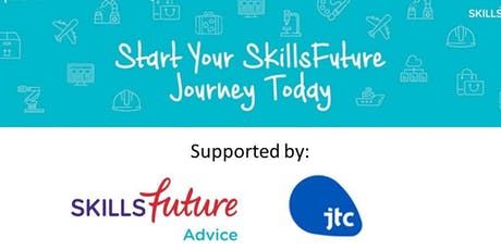 SkillsFuture Advice Dinner and Learn Workshop tickets