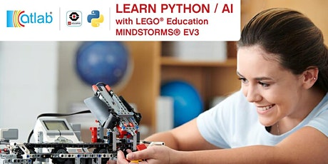 ARTIFICIAL INTELLIGENCE IN ACTION WITH LEGO EV3/PYTHON tickets