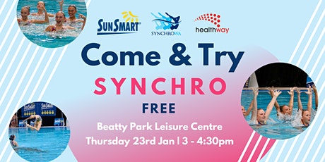SunSmart Be In Sync North Perth tickets