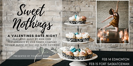 Sweet Nothings - Dessert Buffet and Live Music Performance tickets