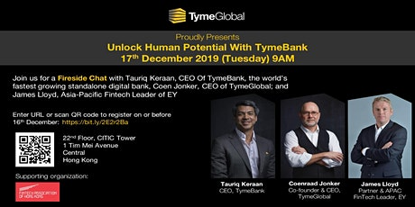 Unlock Human Potential with TymeBank tickets