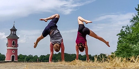 Fully Booked: Beginner to Novice Intensive (3h) Handstand Workshop tickets