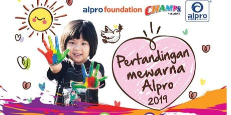 Alpro Port Dickson Colouring Contest 20`19 tickets