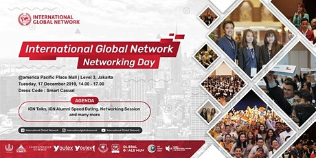 International Global Network - Networking Day tickets
